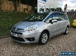 2008 [08] CITROEN C4 GRAND PICASSO 2.0 HDI VTR+EGS SILVER for Sale
